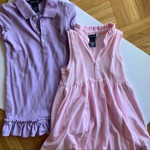 2 Ralph Lauren girls dresses!!